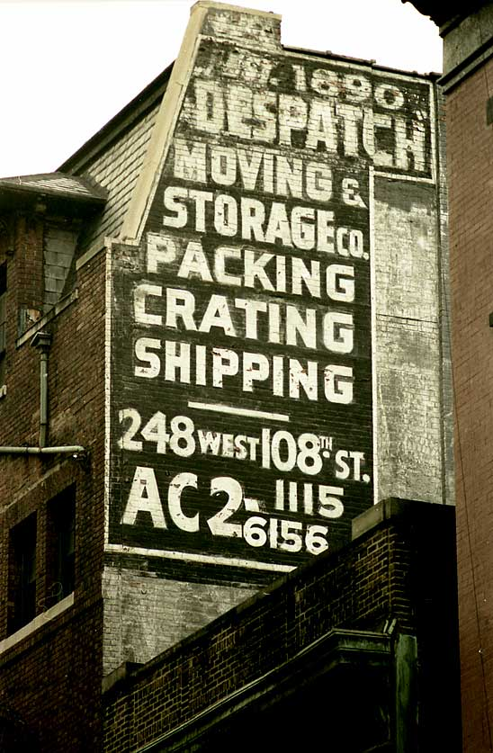 Despatch Moving & Storage