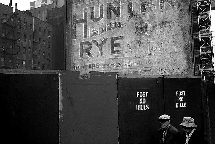 Hunter Baltimore Rye 2002