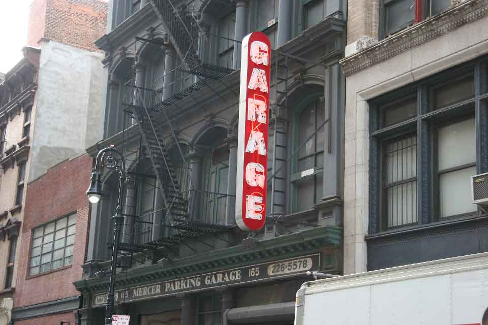 view st location new in nyc garage small parking on ny york mercer garages